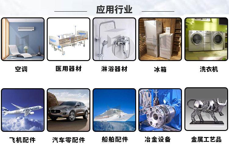 领秀激光混合型光纤 CO2激光切割机LXF1325LC应用行业